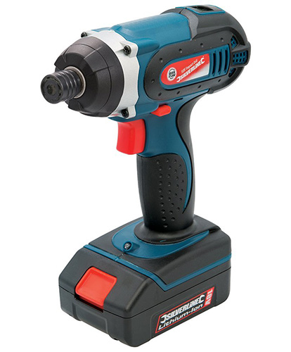 Silverstorm 268895 Impact Driver
