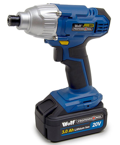 Wolf Professional 20v