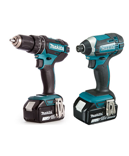 Makita DLX2131JX1 Twin
