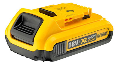 Dewalt 2Ah Battery